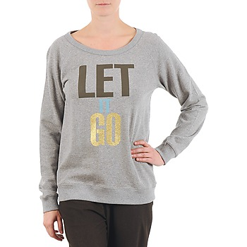 material Women sweaters Bensimon FIZZY Grey
