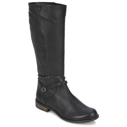 Shoes Women Boots So Size BERTOU Black