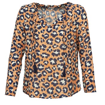 material Women Blouses Betty London DIDO Orange