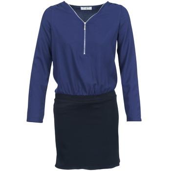 Dresses BT London DEYLA Black / MARINE 350x350