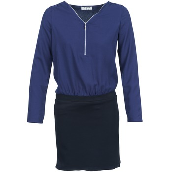 Dresses Betty London DEYLA Black / MARINE 350x350