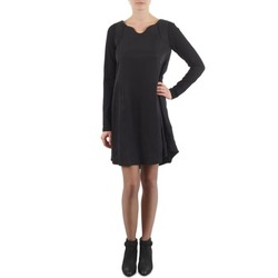 material Women Short Dresses Diesel D-LUNA DRESS Black