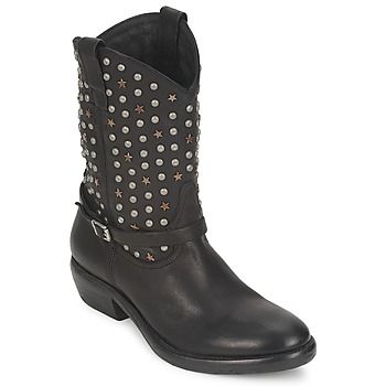Shoes Women Mid boots Catarina Martins  Black