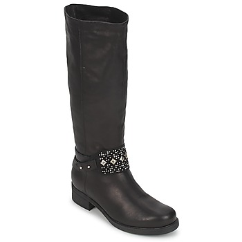 Shoes Women Boots Janet&Janet VAN BRADNER Black