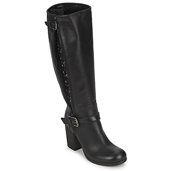 Shoes Women Boots JFK SEMATA Black