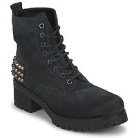 Shoes Women Mid boots JFK SIMAIT Black