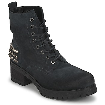 Shoes Women Ankle boots JFK SIMAIT Black
