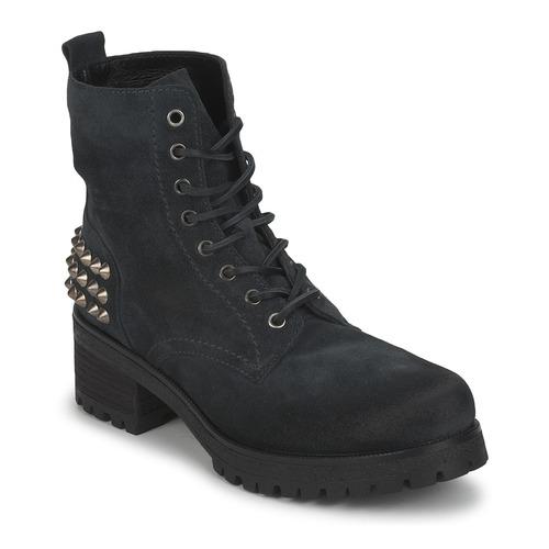 Shoes Women Ankle boots JFK SIMAIT Black