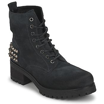 Ankle boots / Boots JFK SIMAIT Black 350x350