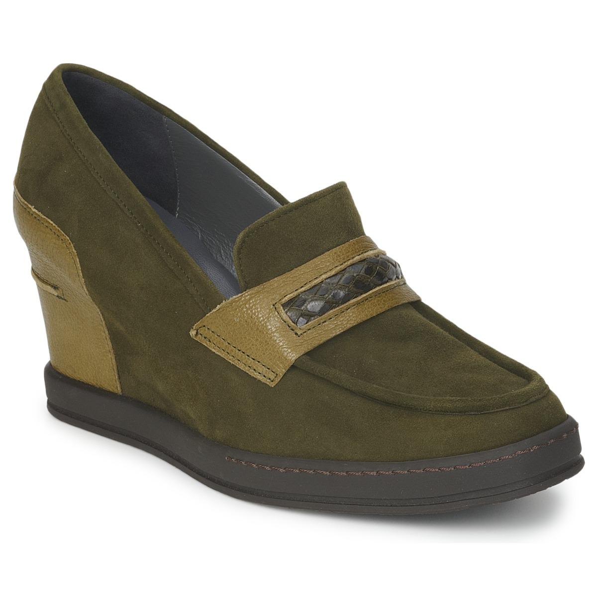 Court-shoes Stéphane Kelian GARA Green