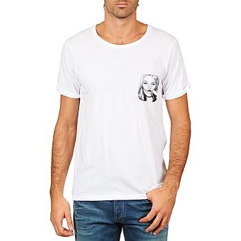 T-shirts & Polo shirts Eleven Paris KMPOCK MEN White 350x350