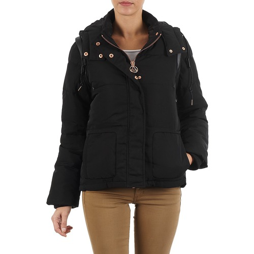 material Women Duffel coats Eleven Paris TAELLY WOMEN Black