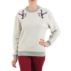 material Women sweaters Eleven Paris TEAVEN WOMEN Grey
