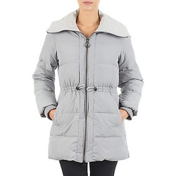 material Women Duffel coats Eleven Paris TOBBY WOMEN Grey