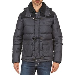 material Men Duffel coats Eleven Paris VOOLF MEN Blue / Grey