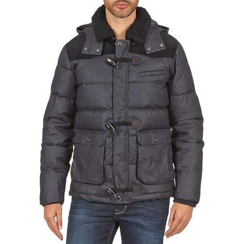 material Men Duffel coats Eleven Paris VOOLF MEN Blue / Grey