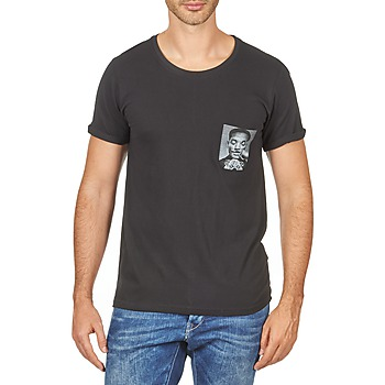 short-sleeved t-shirts Eleven Paris WOLYPOCK MEN