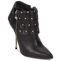 Shoes Women Ankle boots Versace DSL894P Black