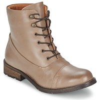 Mid boots Pieces SENIDA LEATHER BOOT
