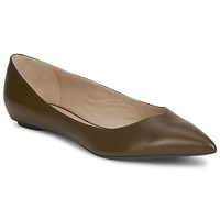 Shoes Women Ballerinas Marc Jacobs MALAGA TAUPE
