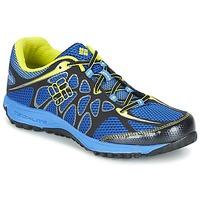 Shoes Men Multisport shoes Columbia CONSPIRACY™ TITANIUM Blue / Black
