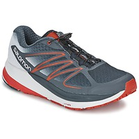 Shoes Men Running shoes Salomon SENSE PROPULSE Grey / Red