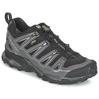 Shoes Men Hiking shoes Salomon X ULTRA 2 GTX Black / Grey