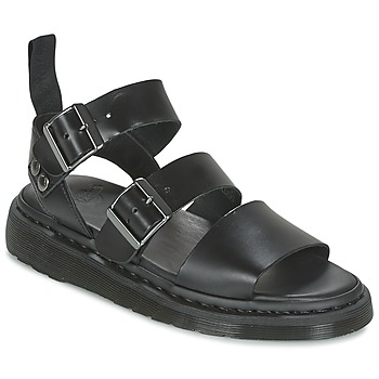 Shoes Women Sandals Dr Martens Gryphon Black