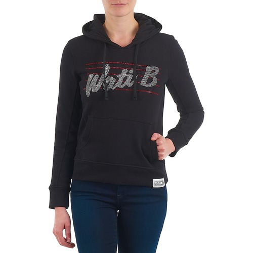 material Women sweaters Wati B BAMAKO Black