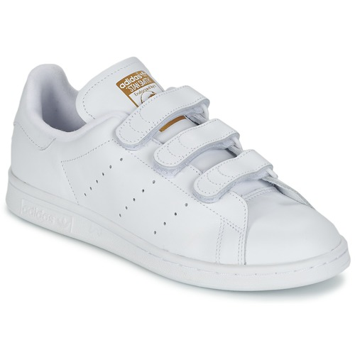24a4e109e9ae adidas Originals STAN SMITH CF White - Fast delivery | Spartoo ...