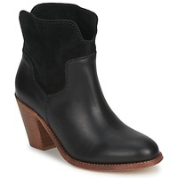 Shoes Women Ankle boots Hudson BROCK Black