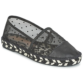 Shoes Women Espadrilles Paul & Joe Sister GAIA Black