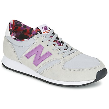 Shoes Women Low top trainers New Balance WL420 Grey / Violet