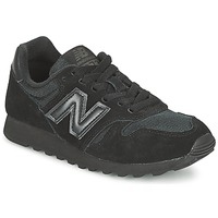 Shoes Low top trainers New Balance M373 Black