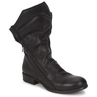 Shoes Women Mid boots Strategia FIOULI Black