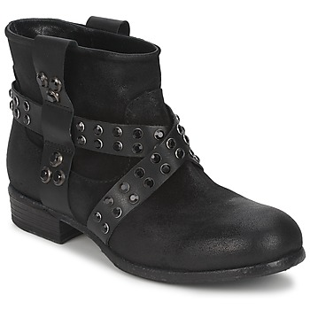 Shoes Women Mid boots Strategia LUMESE Black