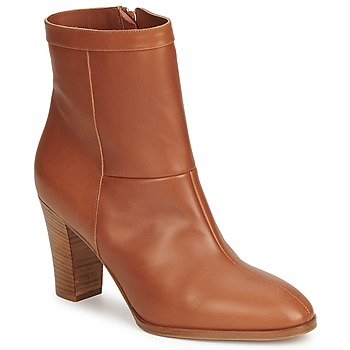 Shoes Women Ankle boots Sonia Rykiel 654803 Brown