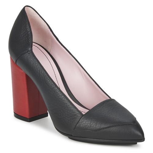 Shoes Women Court shoes Sonia Rykiel 657942 Black / Red