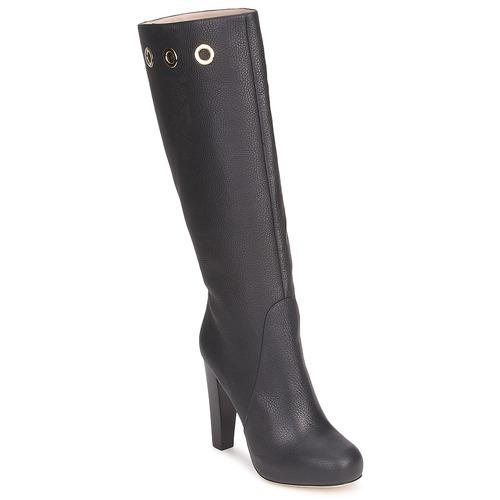 Shoes Women Boots Escada EUDOXIE Black