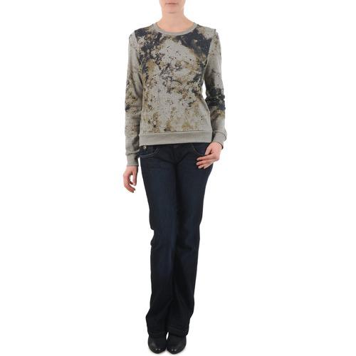 material Women bootcut jeans Freeman T.Porter DEBBY STRETCH DENIM Blue