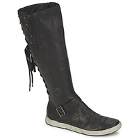 Shoes Women Boots Pataugas JOSS Black