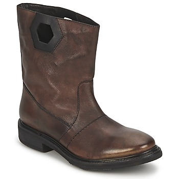 Shoes Women Mid boots Bikkembergs TEXANINO 12 Tdm