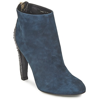 Ankle boots / Boots Bikkembergs HEDY 808 BLUE /  BLACK 350x350