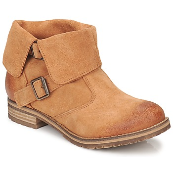 Ankle boots / Boots Casual Attitude ELDONE Brown 350x350