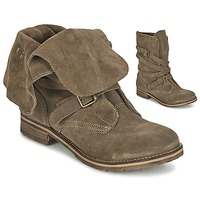 Shoes Women Mid boots Casual Attitude GRAVINE Brown