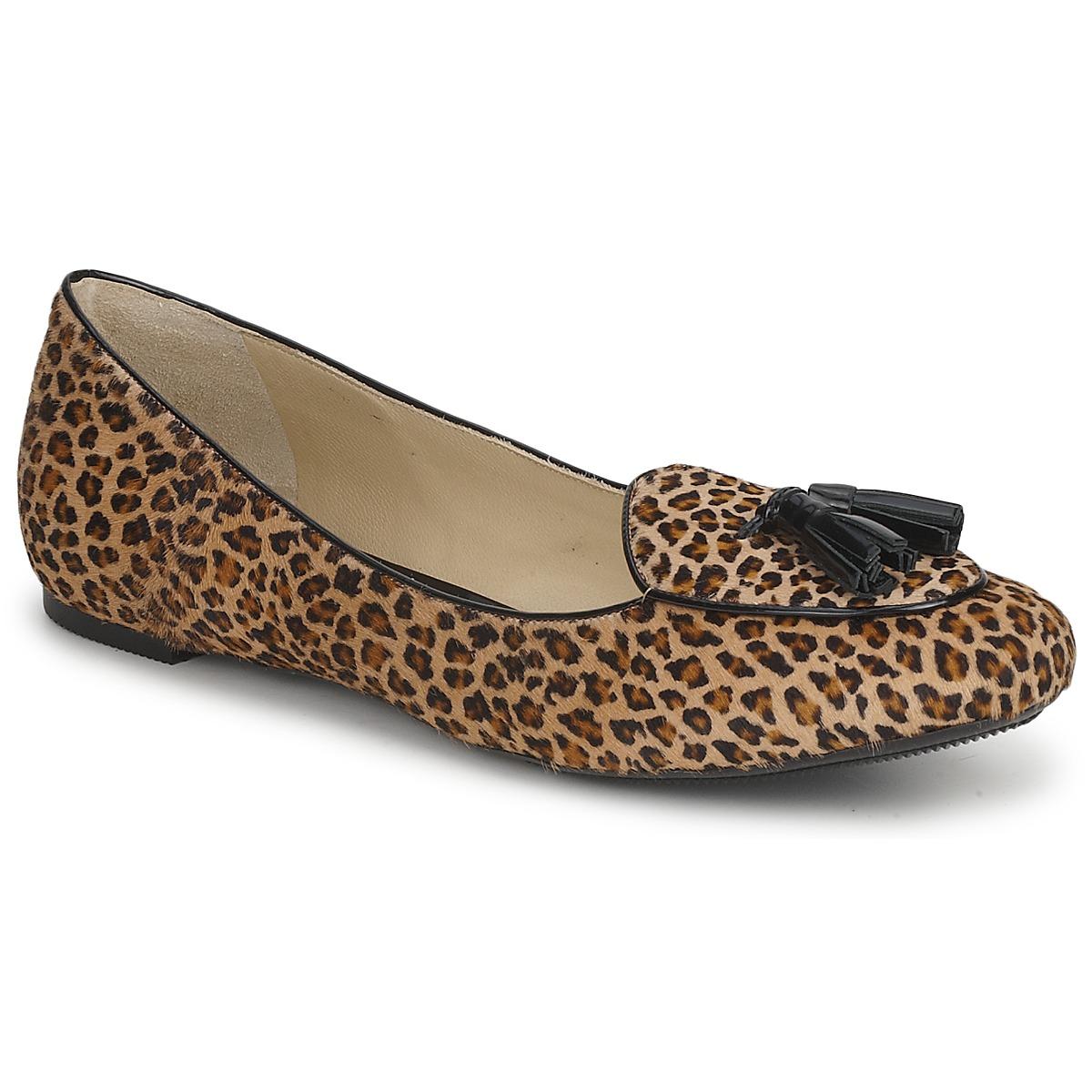 Smart-shoes Etro EDDA Black / Brown / BEIGE
