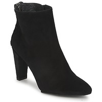 Shoes Women Ankle boots Stuart Weitzman ZIPMEUP Black