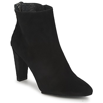 Shoes Women Mid boots Stuart Weitzman ZIPMEUP Black