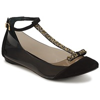 Shoes Women Ballerinas Schutz OLIMOP  BLACK