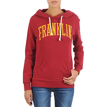 material Women sweaters Franklin & Marshall TOWNSEND Red